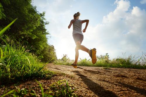 Ga naar buiten voor frisse lucht en blijf in beweging!
